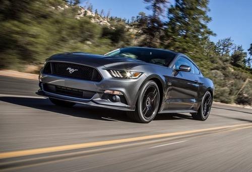 فورد موستانغ GT بريميوم 2017.. الإبهار الأمريكي في صناعة السيارات الرياضية