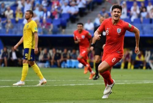 المنتخب الإنجليزي يقسو على السويد بثنائية ويتأهل لنصف نهائي كأس العالم