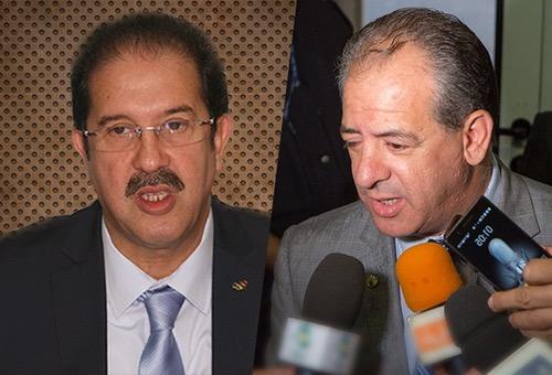 خلاف بين رئيس اللجنة الأولمبية ووزير الرياضة الجزائري.. والأخير يرفض الصلح