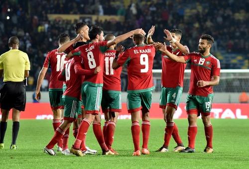 """المنتخب المحلي يهزم ناميبيا بهدفين ويتأهل إلى نصف نهائي """"شان 2018"""""""