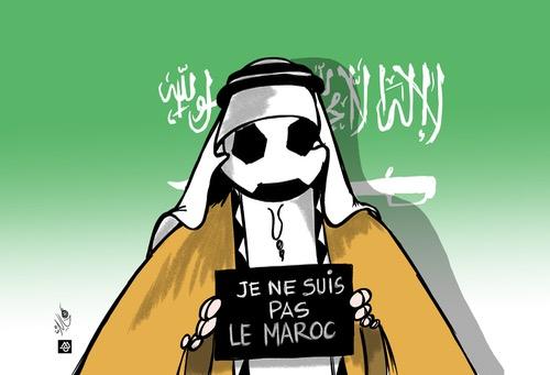 """تركي آل الشيخ للمغرب: أخطأتم البوصلة، فلتنفعكم قطر.. وإن أردتم الدعم فَعَرِين """"الأسود"""" في السعودية!"""