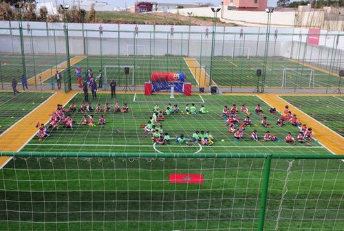 برشلونة يُغلق مدرسته الرياضية بالدار البيضاء