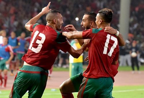 """الصحافة الدولية تفرد حيزا مهما لـ""""الفوز المبهر"""" للمنتخب المغربي واقترابه من المونديال"""