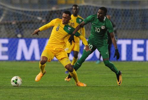 """نيجيريا ورواندا يقتسمان نقاط سادس مباريات النسخة الخامسة لبطولة """"الشان"""""""