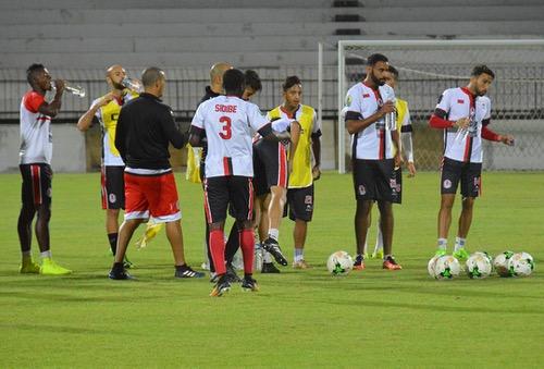 الفتح يستعد لمازيمبي بحصة تدريبية في اليوم.. والجميع حاضر مع الفريق للعبور إلى النهائي