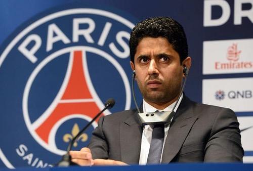 ناصر الخليفي يضخ 220 مليون يورو في خزينة الـ PSG للصفقات الصيفية