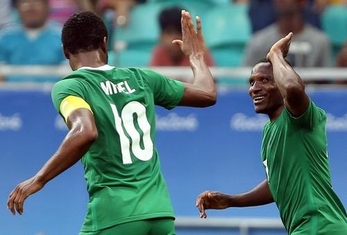 فوز نيجيريا على سيشل وتعادل ليبيا مع جنوب افريقيا بتصفيات CAN2019