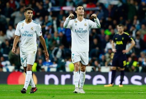 "تعادل ريال مدريد مع توتنهام ودورتموند مع ""أبويل"" بدوري ابطال أوروبا"