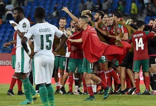 """الأسُود"""" تقتلع أنيَاب """"الأفيال"""" وتتأهَّل إلى كأس العالم بروسيا بعد غيَاب 20 عاماً"""""""