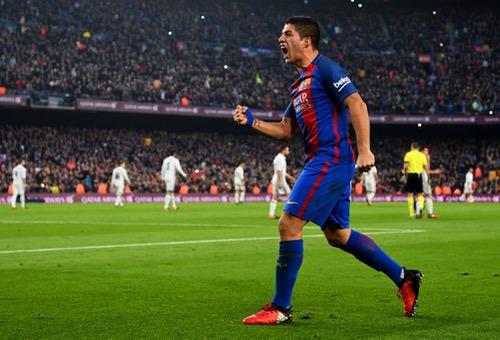 لويس سواريز: لن أرحل عن برشلونة وأتمنى لحاق محمد صلاح بالمونديال