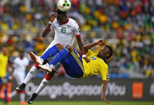 الغابون تتعادل مع بوركينا فاسو بالمجموعة الأولى لكأس أمم أفريقيا