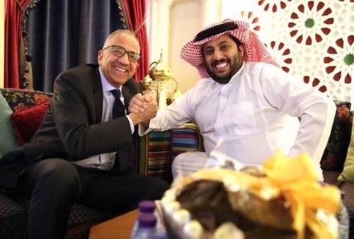 رئيس الاتحاد الأمريكي يشكر ملك وأمير السعودية على دعمهم الملف الثلاثي