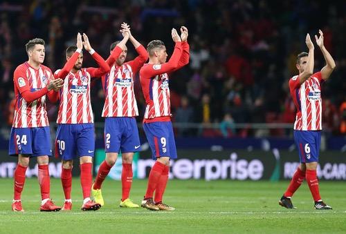 أتلتيكو مدريد يختتم عام 2017 بـ32 انتصارا و20 تعادلا و7 هزائم