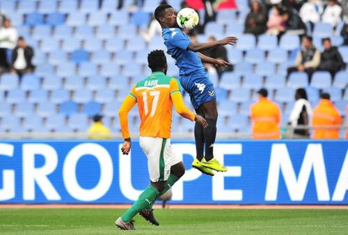 هاميبيرا يقود ناميبيا لتحقيق فوز قاتل على الكوت ديفوار في كأس إفريقيا للمحليين