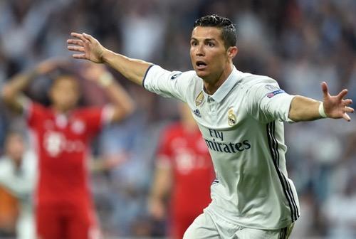 رونالدو يقهر بايرن ميونخ ويصعد بريال مدريد لنصف نهائي دوري الأبطال