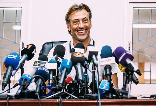 رونار: المنتخب الوطني عاد ليزأر مجددا في إفريقيا وأهدي التأهل للشعب المغربي