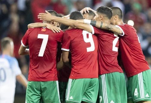 الكعبي وبلهندة يَقودان المنتخب لفوز مُقنع أمام سلوفاكيا وديّا استعدادا لكأس العالم