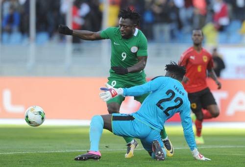 """نيجيريا تقلب الطاولة على أنغولا وتضرب موعدا مع السودان في نصف نهائي """"شان 2018"""""""