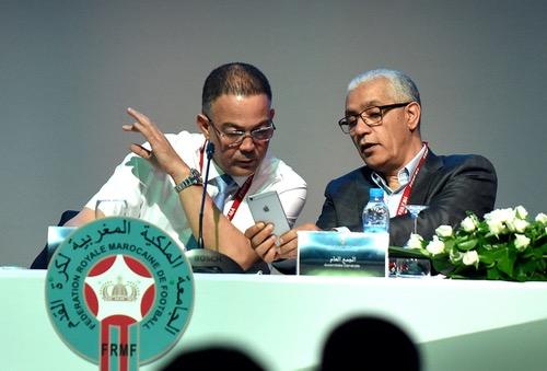 العلمي: حظوظ المغرب أكبر لتنظيم كأس العالم سنة 2026.. والـ FIFA تغيّرت