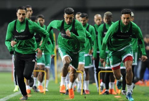 """المنتخب المغربي يبدأ مرحلة """"الجد"""" من الرباط قبل 3 أسابيع من كأس العالم"""