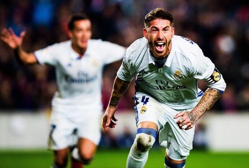 ريال مدريد يَتوصل لاتفاق لتمديد عقد مدافعه سيرجيو راموس إلى صيف 2021