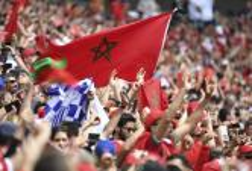 """بوحدوز: حكام الفيديو كانوا """"يَشرَبون القهْوى"""".. ولن أنسى موقِف الجمهور المغربي"""