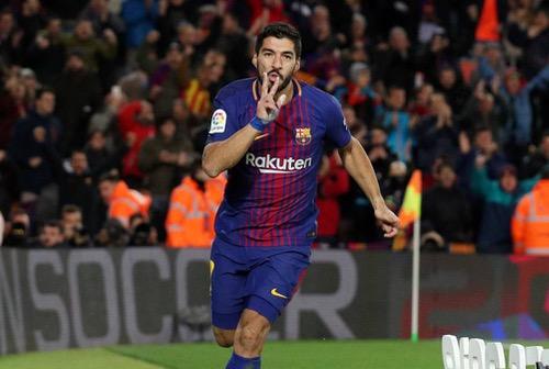 برشلونة يكتفي بهدف في بلنسيه ويؤجل حسم التأهل لنهائي كأس ملك إسبانيا