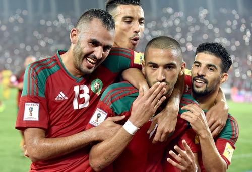 """صُحف إسبانيا بعد قرعة المُونديال: المنتخب المغربي """"مُبهر"""" وقد استعاد """"بريقه المفقود"""""""
