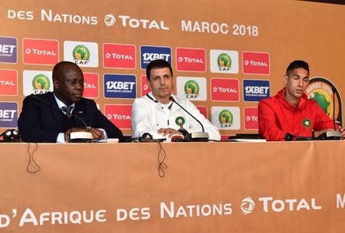 سلامي: مرتاح للمستوى والنتيجة.. ومدرب غينيا: المنتخب المغربي كان أقوى نسبيا