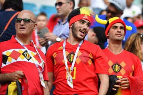 (كأس العالم 2018).. انطلاق مباراة بلجيكا ضد بنما