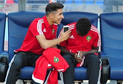 زيدان يقتنع بحكيمي لاعبا لريال مدريد.. ورونار يضعه في اللائحة الأولية للمنتخب قبل مواجهة مالي