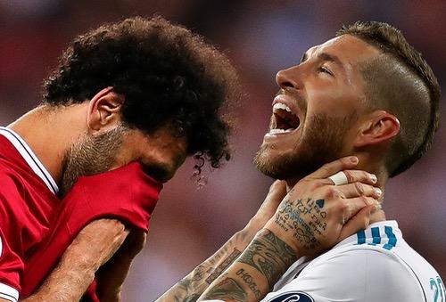 راموس ساخرا من انتقاد المصريين: ما ينقص أن يتهموني بأن فيرمينو أصيب بنزلة برد بسببي !