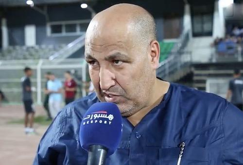"""حمّار: هزمنا الوداد في سطيف وسنتأهل للنصف في الدار البيضاء.. ولقب """"الأبطال"""" لنا!"""