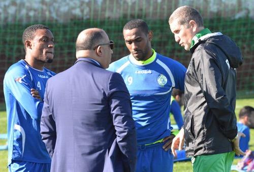 صحف نهاية الأسبوع: غاريدو يُطالب بانتداب أربعة لاعبين جدد.. وحسبان يُشطب على 14 منخرطا