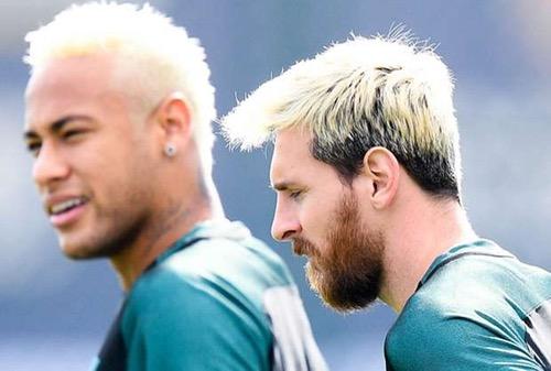 تقارير: ميسي وعد نيمار بدعمه للفوز بالكرة الذهبية من أجل بقاءه في برشلونة
