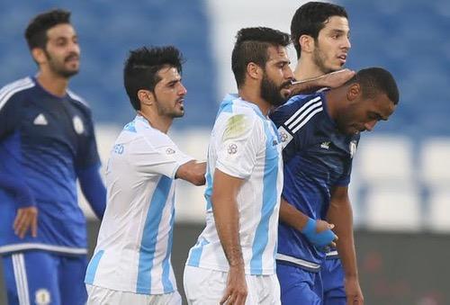 لاعب الوكرة يتهم ياجور بالعنصرية والأخير: لا يمكنني التلفظ بما قاله عني وعن المغاربة!