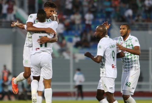 الدفاع الجديدي يعود بالتعادل أمام مولودية الجزائر في دوري أبطال افريقيا