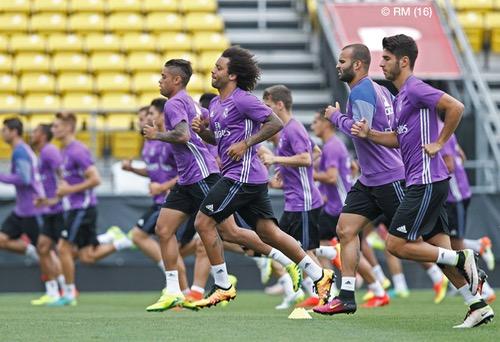 """زيدان محتار بين """"خطتين"""" لمواجهة اتلتيكو مدريد ضمن مباريات """"الليغا"""""""