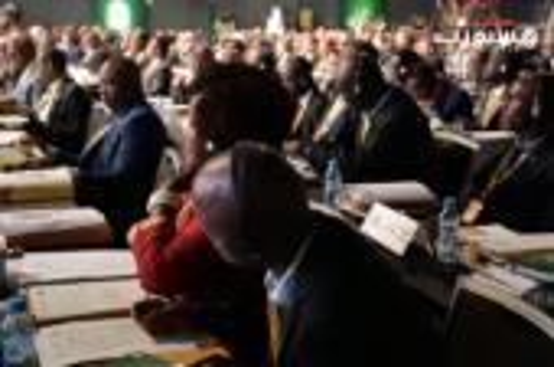 """المؤتمر الـ 40 """"للكاف"""" بالمغرب"""