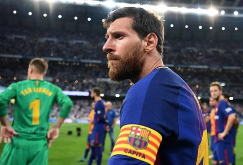 لابورتا: إن أردنا بقاء ميسي في برشلونة على الرئيس الحالي الاستقالة