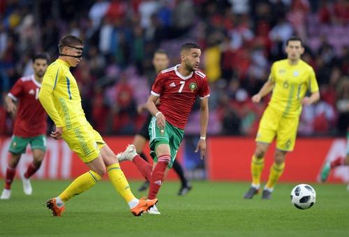 رونار يجرب تكتيكات جديدة أمام أوكرانيا ويختبر معظم اللاعبين في أولى الوديات