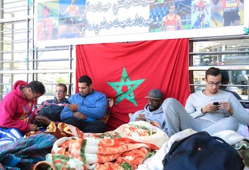البارالامبيون: الوطن رَمانا