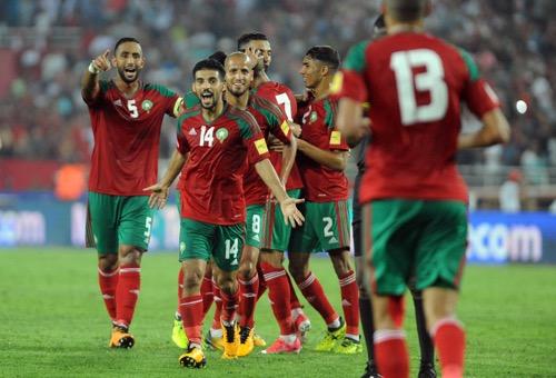 المنتخب يرتقي أربعة مراكز في تصنيف الـ FIFA ويصبح العاشر إفريقيا