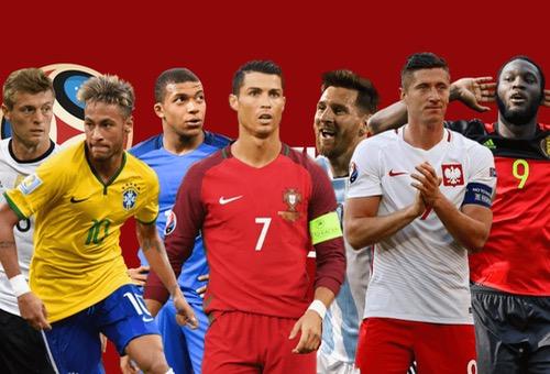 8 مواجهات ذات خصوصية شديدة أسفرت عنها قرعة كأس العالم (روسيا 2018)