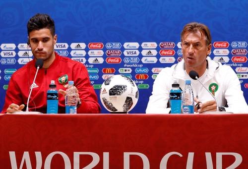 رونار: سنقاتل ضد إسبانيا من أجل جمهور المغرب.. وسنلعب لنخرج بشرف بعد ظلم التحكيم