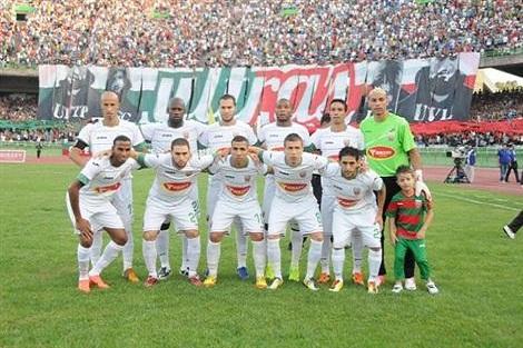م.العاصمة يحافظ على كأس السوبر الجزائري