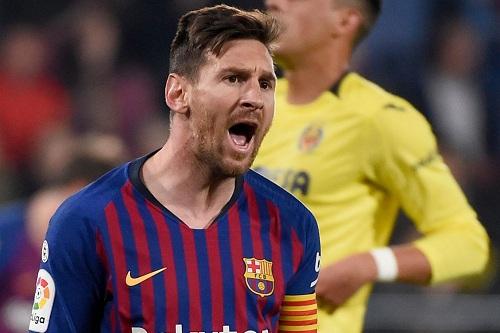 """برشلونة يجيب """"ريمونتادا"""" فياريال بأخرى في مباراة مجنونة في """"الليغا"""""""