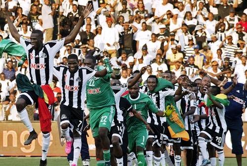 مازيمبي يتوّج بلقب كأس الكونفدرالية الإفريقية على حساب مولودية بجاية الجزائري