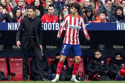 سيميوني: جواو فيليكس لاعب مهم جدا لأتلتيكو مدريد