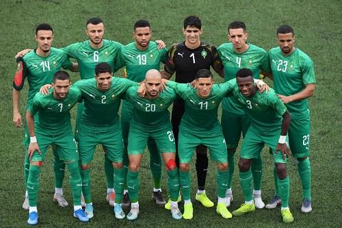 المنتخب المغربي في المستوى الأول بقرعة تصفيات إفريقيا لكأس العالم 2022
